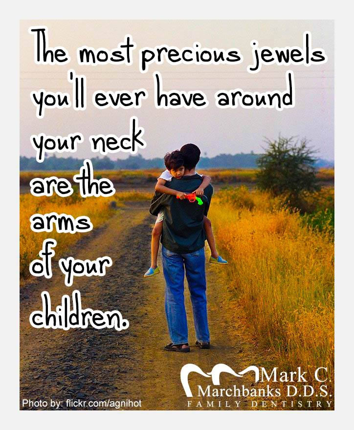The-most-precious-jewels-youll-ever-have-around-your-neck-are-the-arms-of-your-children