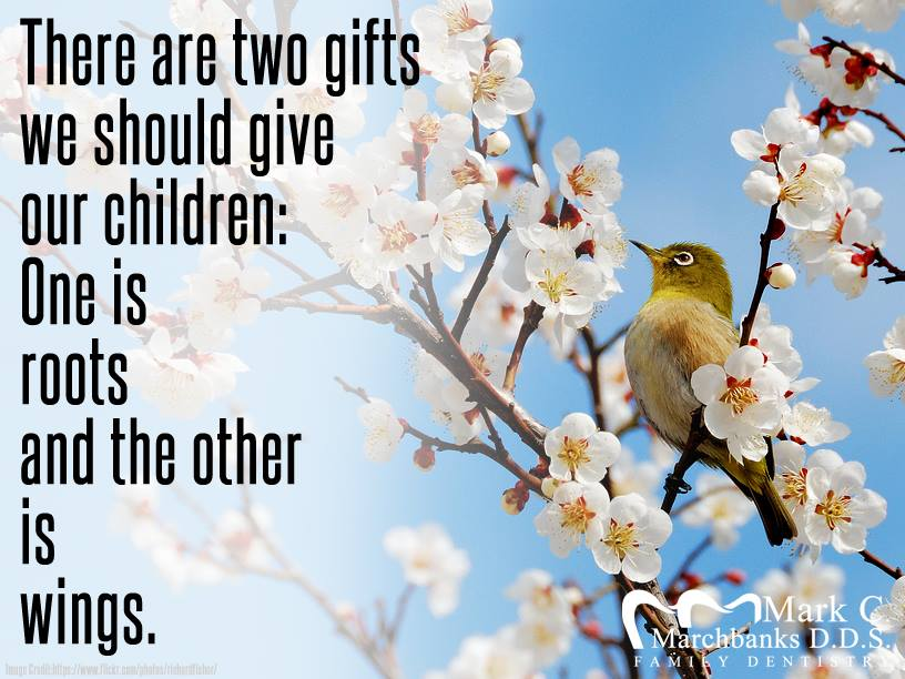 There-are-two-gifts-we-should-give-our-children-one-is-roots-and-the-other-is-wings