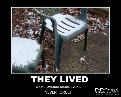 they lived