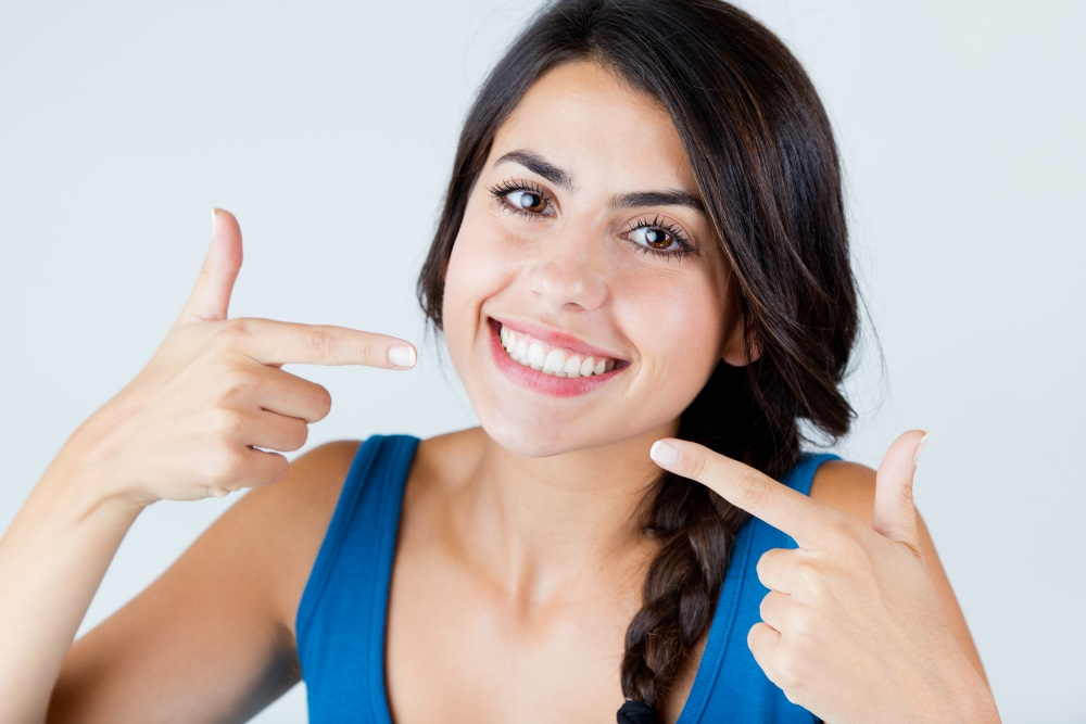 It's the thing that looks good on everyone... Teeth Whitening Series Part 2: At-Home Teeth Whitening Options How A Smile Can Change You—And The World Around You