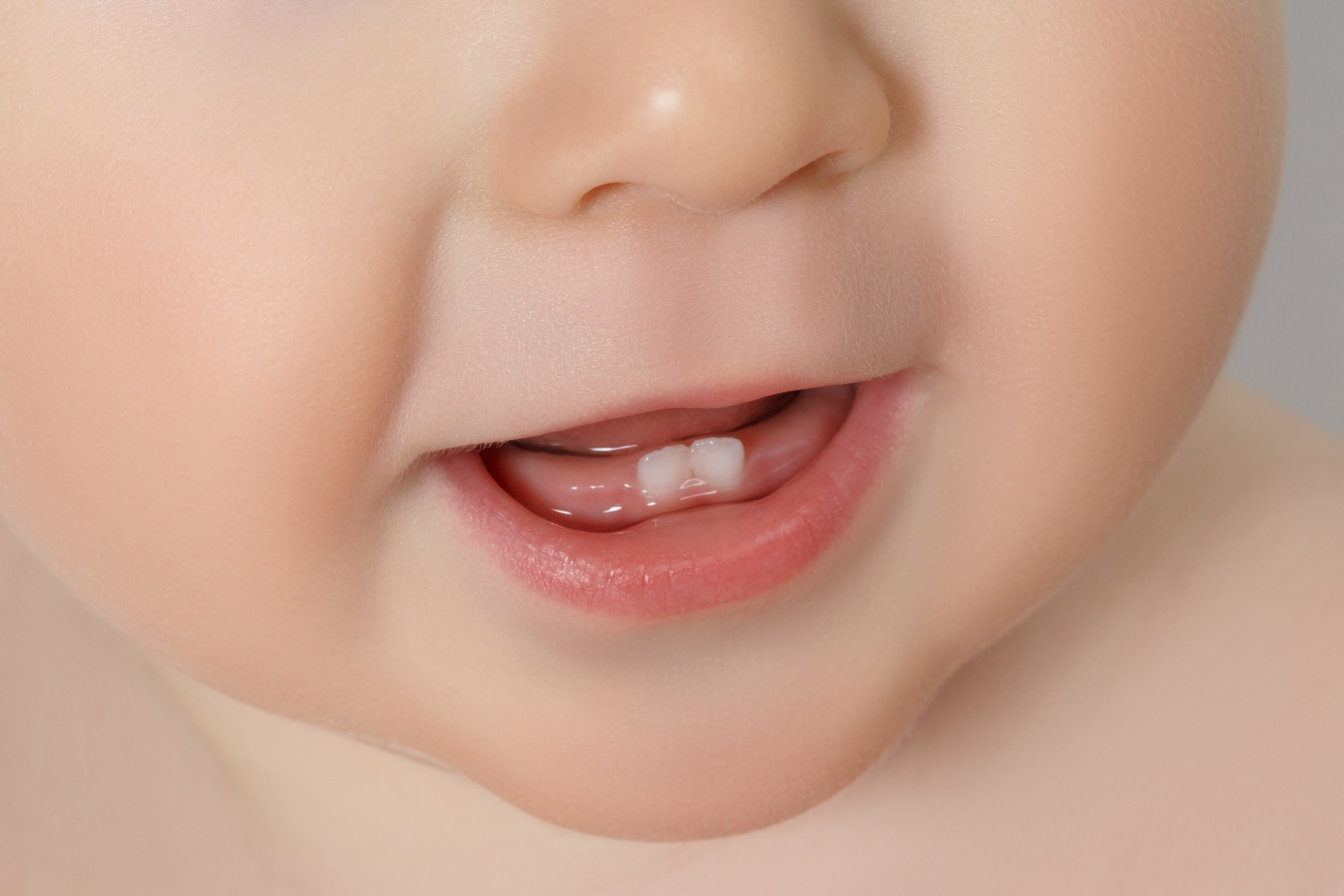 A Quick Guide and Timeline to the Eruption of the Baby Teeth