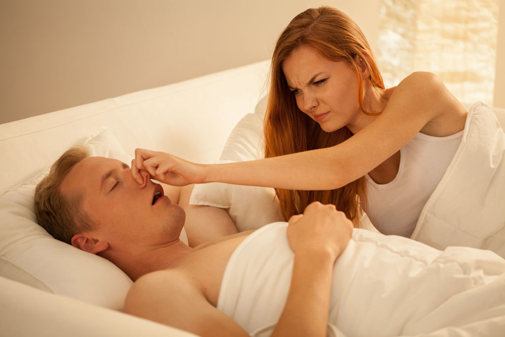 Best Remedies for Snoring - The Top 10