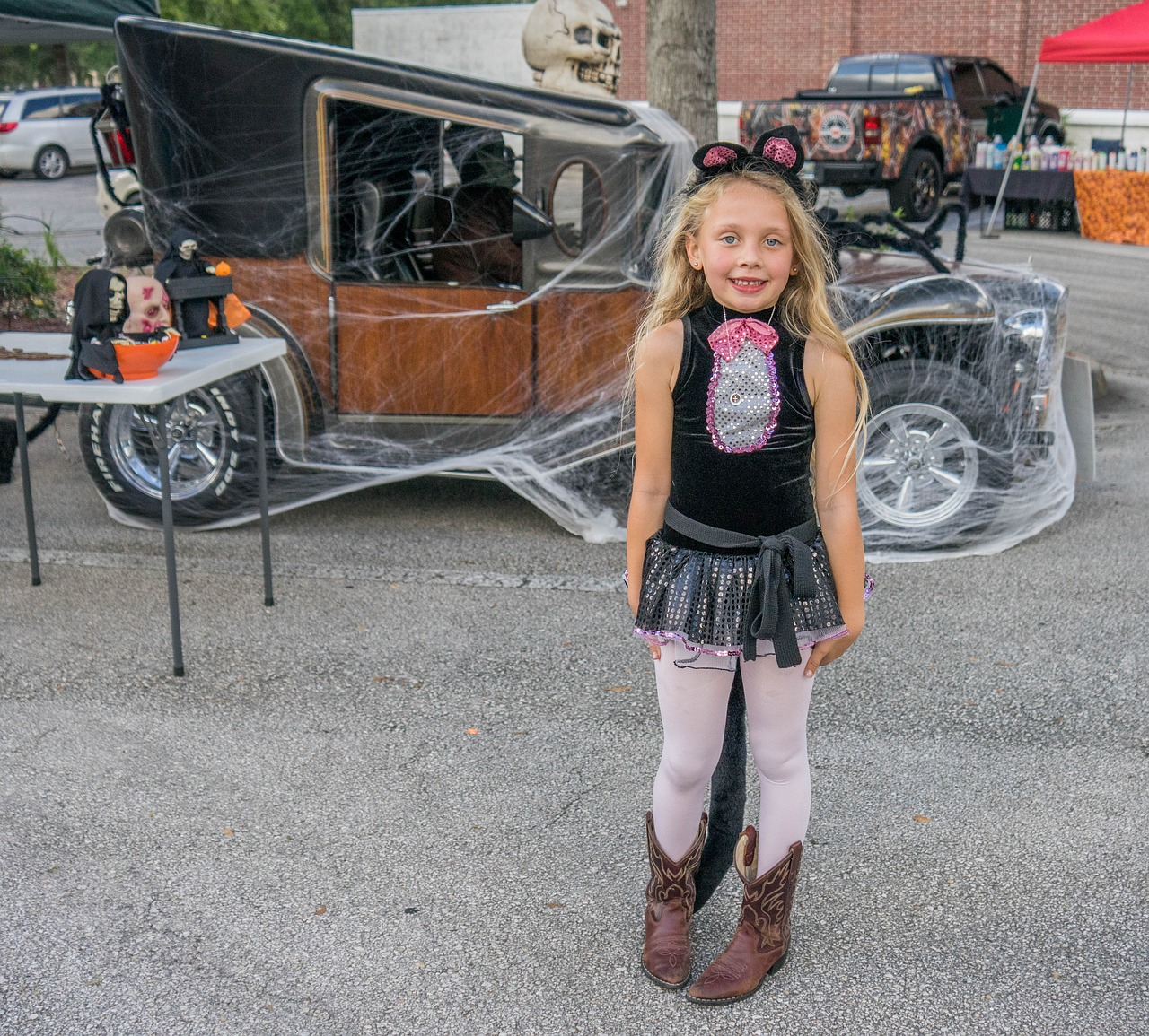 Family Friendly Halloween Activities in the DFW