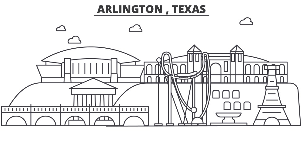 Things We're Thankful For In Arlington, Texas