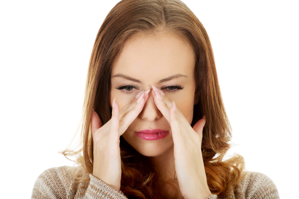 Sinus pressure or a toothache?