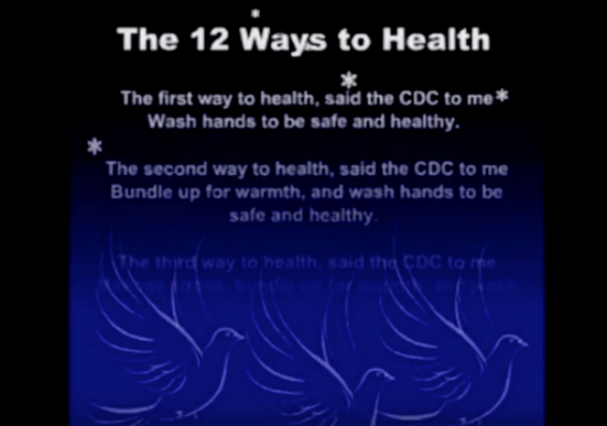 The 12 Ways to Health
