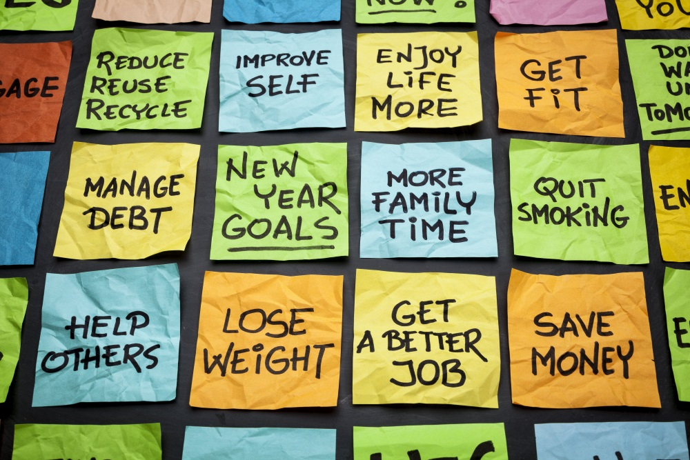 How To Make Resolutions Stick