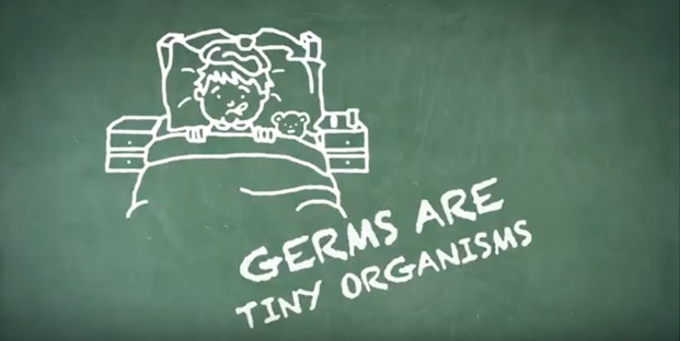 [VIDEO] Back To School 101: Germs